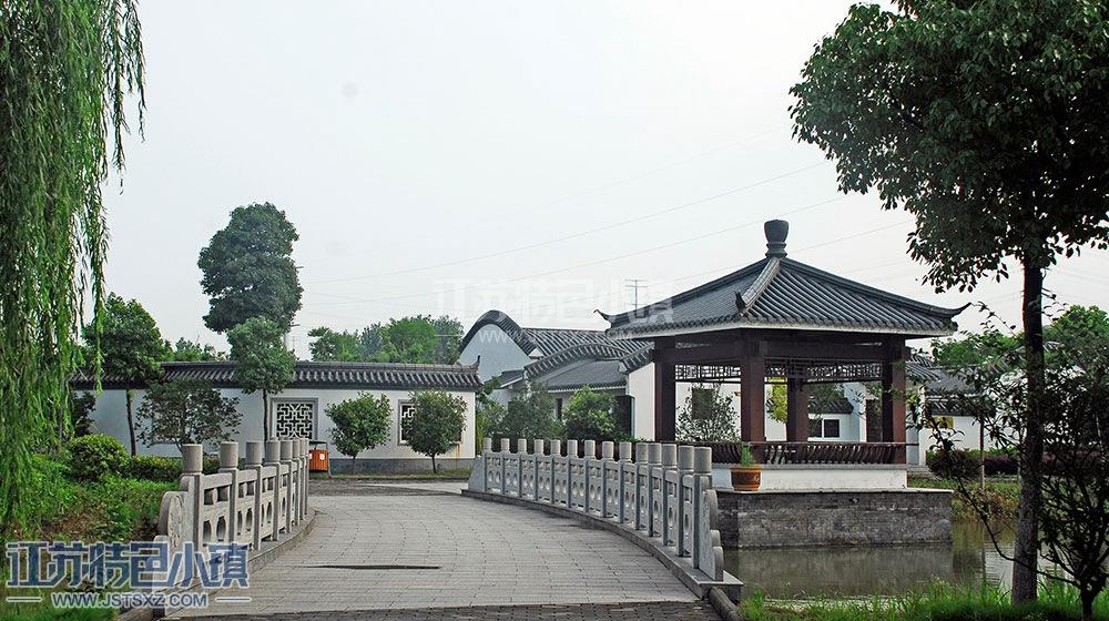 高淳国瓷小镇