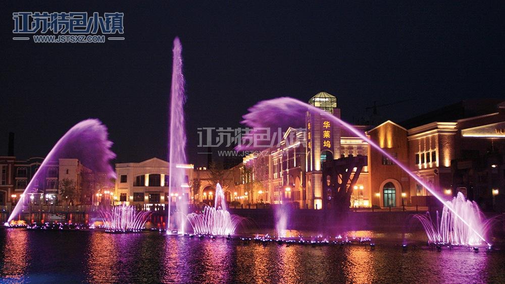 华莱坞喷泉