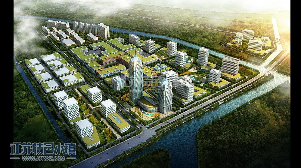 中国(常州)石墨烯小镇