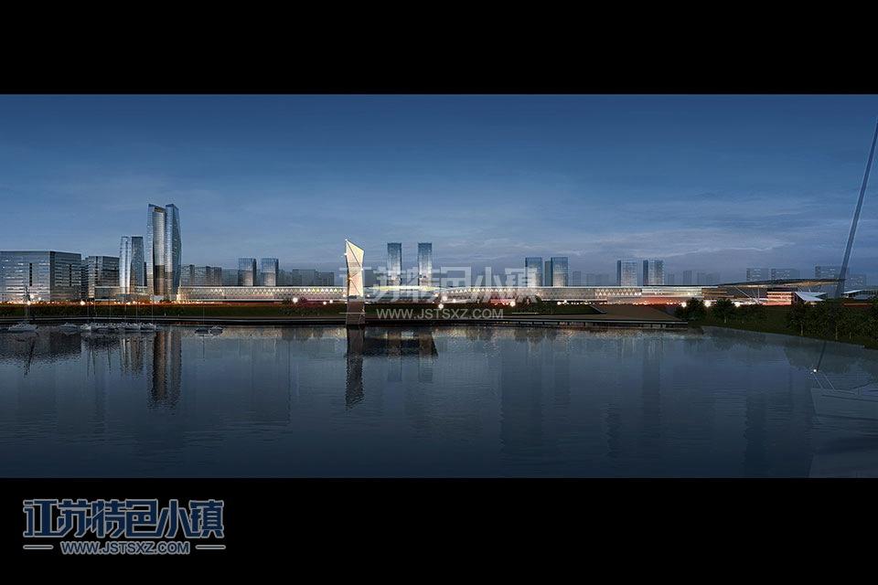 东海水晶小镇