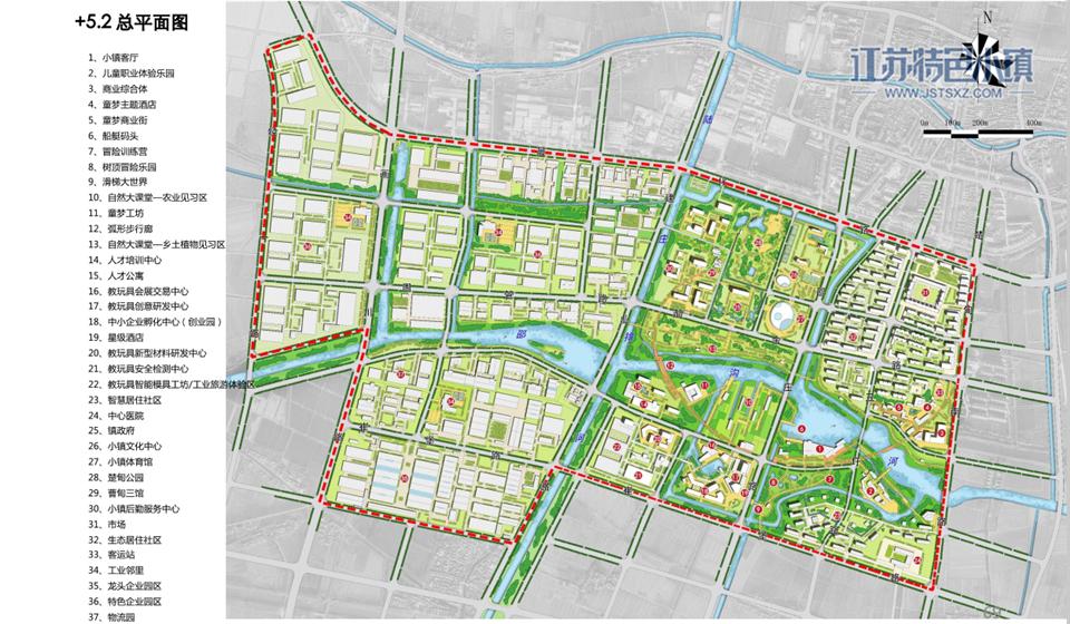 南京未來網絡小鎮