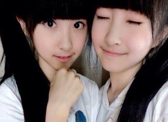 台湾超萌双胞胎长大了!漂亮爱跳舞