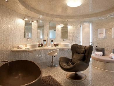 河南征兵网2014_奢享全球13大最华丽的酒店浴室 洗澡美景两不误