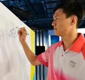 奧運冠軍仲滿寄語青奧:互相學習 賽出青春活力