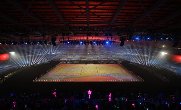 第二屆夏季青奧會在南京閉幕