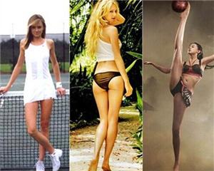盘点全球最长腿的美女