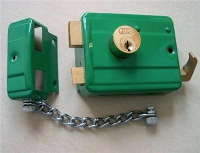 锁板组装步骤图