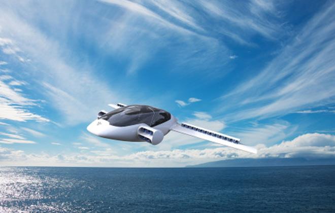 開飛機上下班不再是夢? 科技公司研發新型飛機