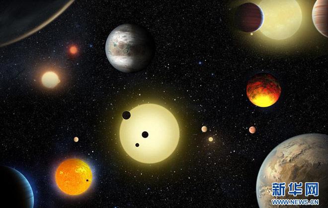 """開普勒望遠鏡以""""批發""""速度尋找地球""""表親"""""""