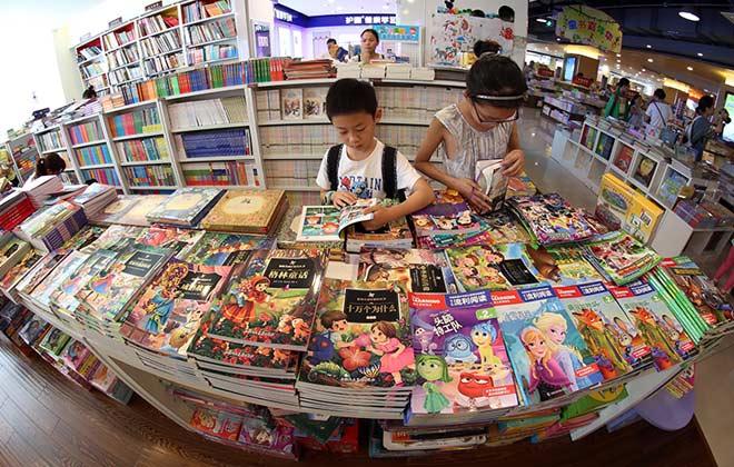 陈坤儿子的妈妈是谁_伏天季常州市民书店扎堆蹭凉