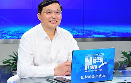 訪江蘇交通控股有限公司黨委書記、董事長蔡任傑