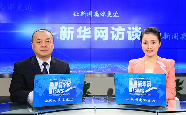 專訪蘭州銀行行長張俊良