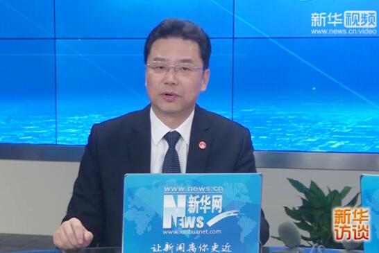 訪鐘山賓館集團有限公司董事長、黨委書記狄嘉