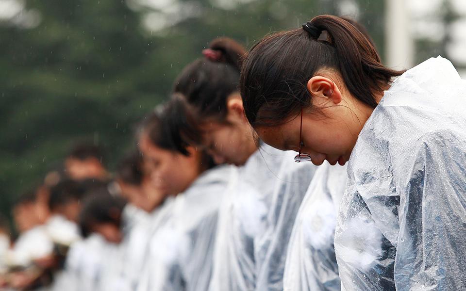 2016南京大屠杀国家公祭仪式 - 金戈铁马 - 欢迎光临我的博客