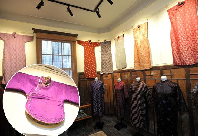 蘇州絲綢服飾陳列館開館