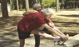老年人需健身,更要會健身