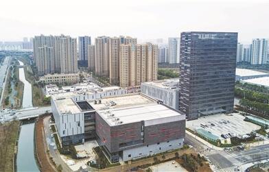 南京橋北片區新添文體中心