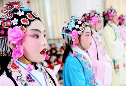 江蘇東海:非遺傳承進校園
