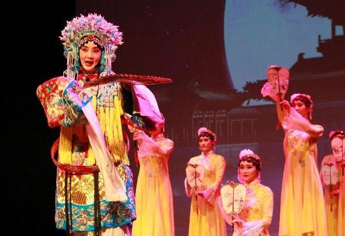江蘇藝術團以精湛表演為中納友誼搭建文化交流橋梁