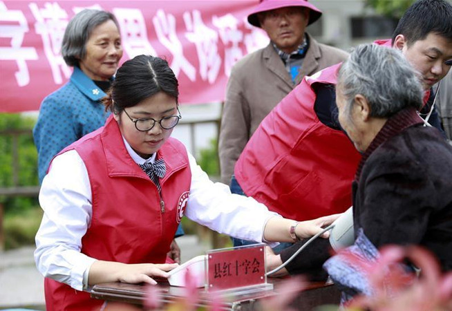 迎接世界紅十字日