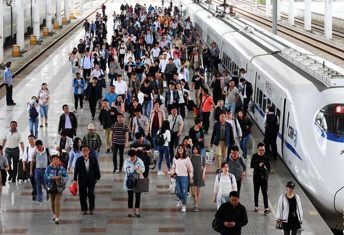寧啟動車開通運營一周年 發送旅客466.8萬