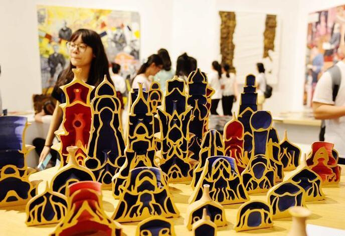 南京藝術學院優秀畢業設計藝術作品展向公眾開放