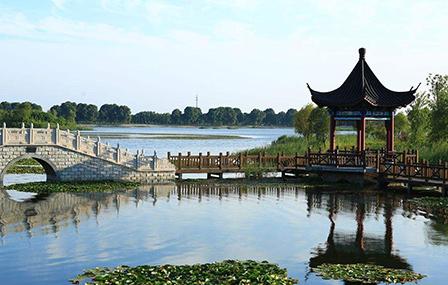 专访东海县旅游局局长吕河