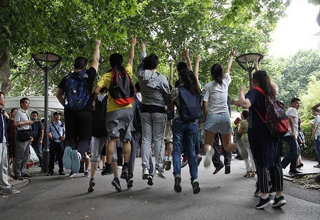 2017江蘇高考今日結束