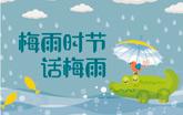 梅雨時節話梅雨