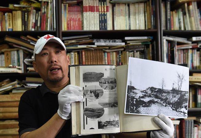 吳先斌:保存抗戰記憶 捍衛歷史尊嚴