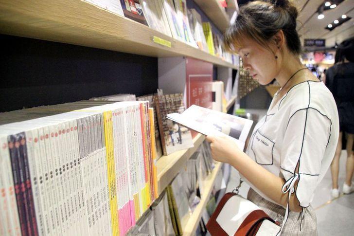蘇州24小時書店 市民深夜好去處