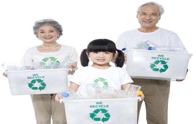 """""""環保老人""""的綠色退休生活"""