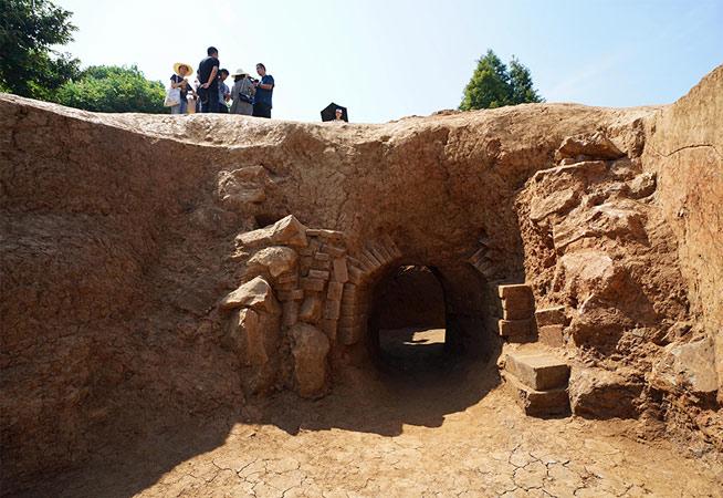南京官窯山遺址考古取得階段性成果