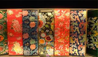 南京:綢緞織錦繡芳華
