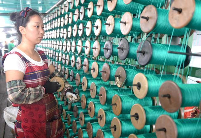 江蘇南通:科技興海 打造富民聚寶盆