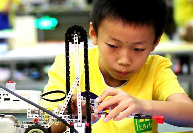 青少年AI人工智能設計大賽蘇州開賽
