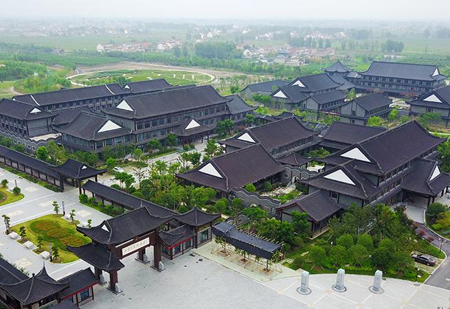 全景看江蘇 聚焦泰州高港