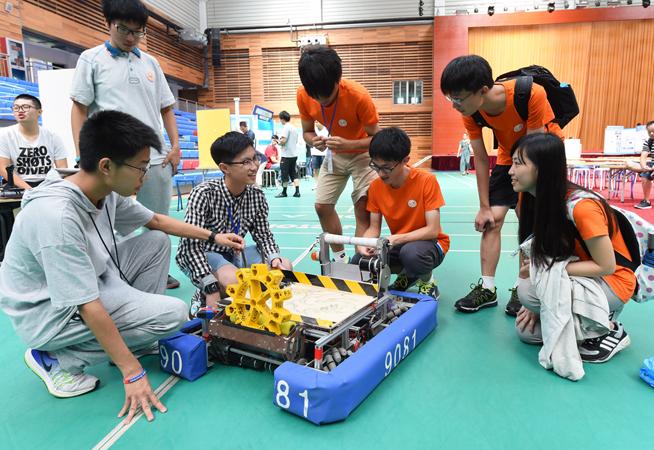 南京、香港、臺灣中小學科技創新教育交流活動舉行