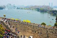 开放3年,南京城墙呈现