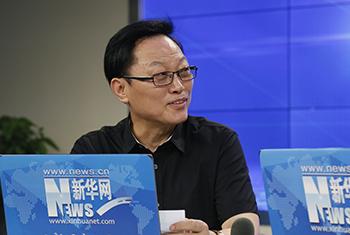 專訪中國美術家協會中國畫藝委會副主任高雲