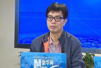 專訪江蘇省文聯主席章劍華