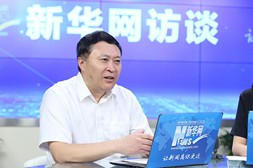 專訪南京工業大學校長喬旭