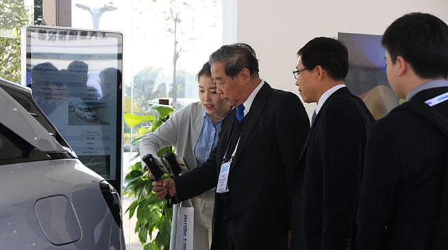 """第二届国际燃料电池汽车大会上的""""新""""亮点"""