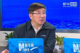 專訪南京市體育局局長陳衛紅