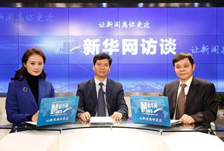 專訪南京航空航天大學黨委書記鄭永安、校長聶宏