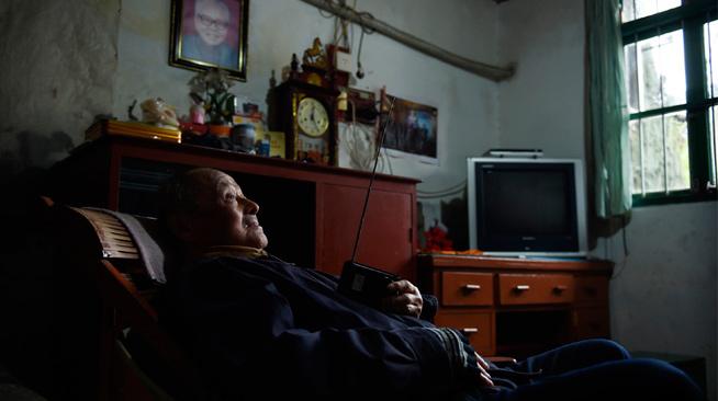 南京大屠杀幸存者影像册