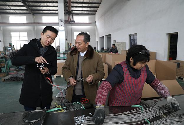 搶抓發展機遇,董北村80%村民都是老板,嘗到了改革的甜頭。