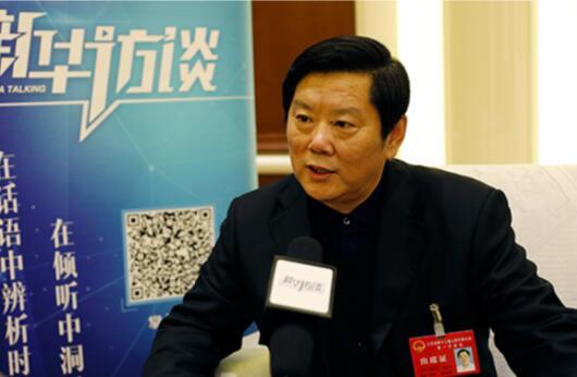 冯兴振:徐矿转型发展探新路 聚力打造新型能源集团