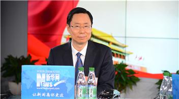 藍紹敏:當好答卷人 建設新南京