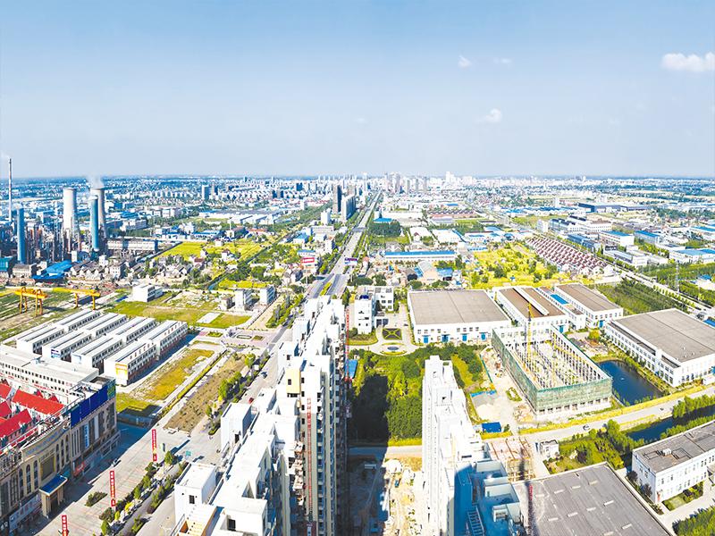 姜堰經濟開發區